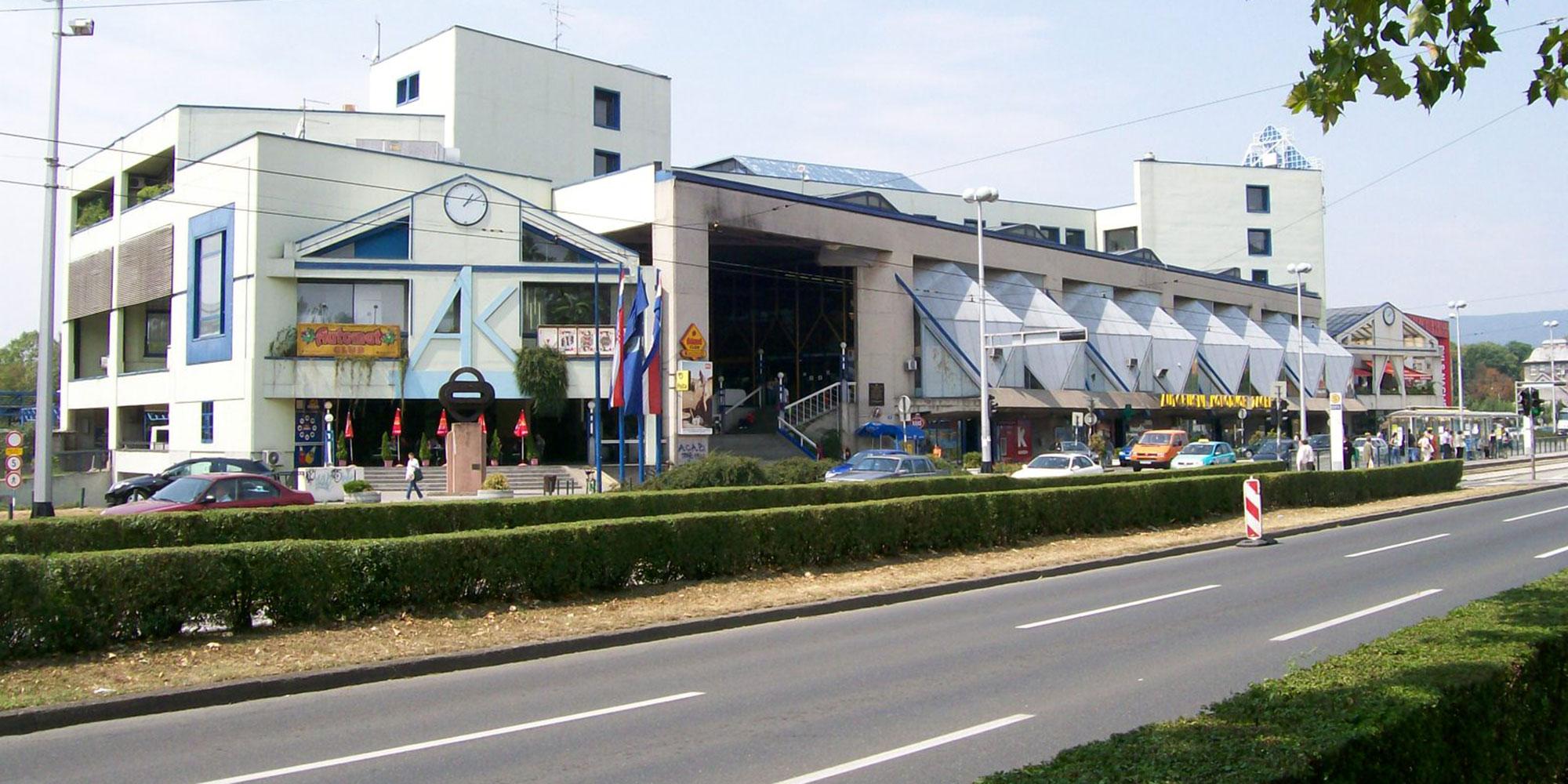Autobusni Kolodvor Zagreb Smjestaj I Apartmani U Okolici